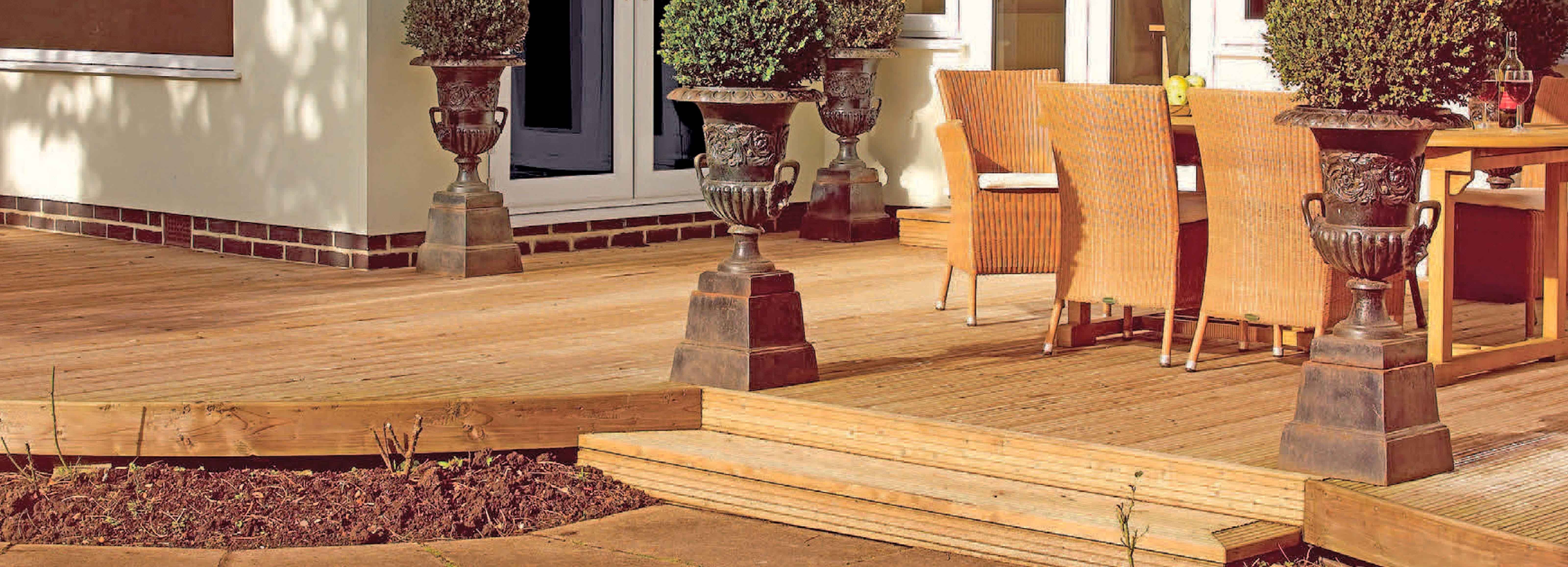 liberon decking oil
